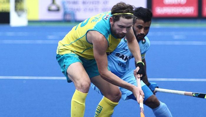 Image result for हॉकी : जोहोर कप में भारतीय टीम ,ऑस्ट्रेलिया से 3-4 से हारी