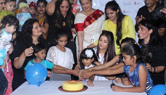 Aishwarya Rai Bachchan celebrates her father Krishnaraj Rai`s birth anniversary
