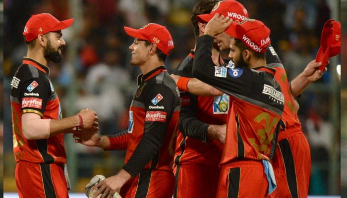 IPL 2018 : After Virat kohli scold, Bowlers improves to win match